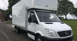 Van Hire Birmingham Comes With Comfortable Journey